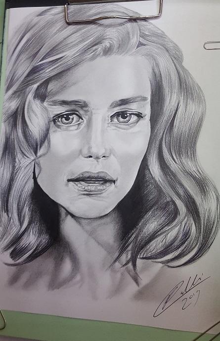 Emilia Clarke by RobertoMalta89